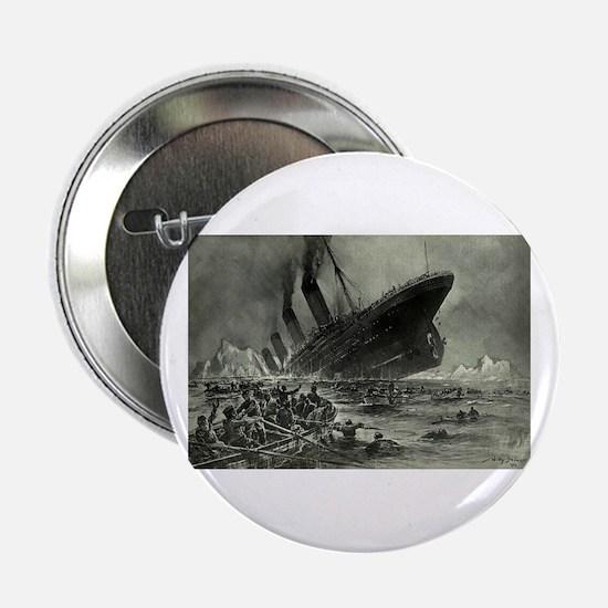 "Titanic Sinking 2.25"" Button"