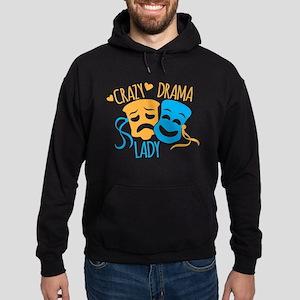 Crazy DRAMA Lady Jumper Sweatshirt