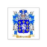 Berguier Square Sticker 3