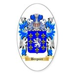 Berguier Sticker (Oval 50 pk)