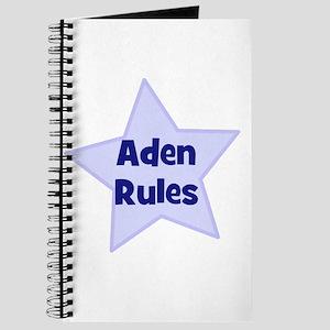 Aden Rules Journal