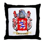 Bergougnou Throw Pillow