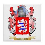 Bergougnou Tile Coaster