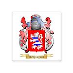 Bergougnon Square Sticker 3