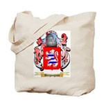 Bergougnon Tote Bag