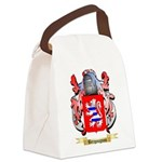 Bergougnon Canvas Lunch Bag