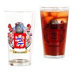 Bergougnan Drinking Glass