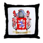 Bergougnan Throw Pillow