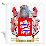 Bergougnan Shower Curtain