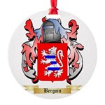 Bergoin Round Ornament