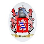 Bergoin Ornament (Oval)