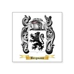 Bergmann Square Sticker 3