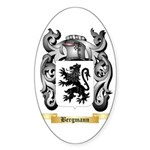 Bergmann Sticker (Oval 50 pk)