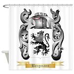 Bergmann Shower Curtain