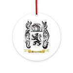 Bergmann Ornament (Round)
