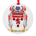 Bergin Round Ornament