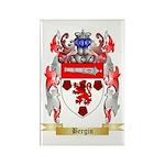 Bergin Rectangle Magnet (100 pack)