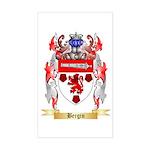 Bergin Sticker (Rectangle)