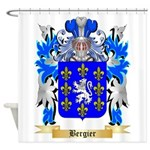 Bergier Shower Curtain