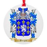 Bergey Round Ornament