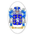 Bergey Sticker (Oval 10 pk)