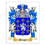 Berget Small Poster