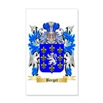 Berget 35x21 Wall Decal