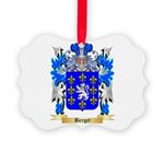 Berget Picture Ornament