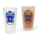 Bergerot Drinking Glass