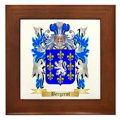 Bergerot Framed Tile