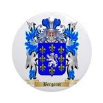 Bergerot Ornament (Round)