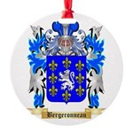 Bergeronneau Round Ornament