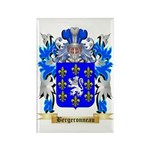 Bergeronneau Rectangle Magnet (10 pack)