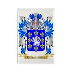 Bergeronneau Rectangle Magnet (100 pack)