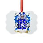 Bergeronneau Picture Ornament