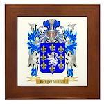 Bergeronneau Framed Tile