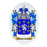 Bergeronneau Ornament (Oval)