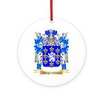Bergeronneau Ornament (Round)