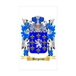 Bergeron Sticker (Rectangle 50 pk)