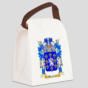 Bergeron Canvas Lunch Bag