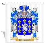 Bergerioux Shower Curtain