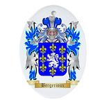 Bergerioux Ornament (Oval)