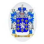 Bergereau Ornament (Oval)