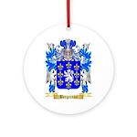 Bergereau Ornament (Round)