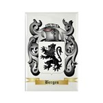 Bergen Rectangle Magnet