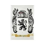 Bergen Rectangle Magnet (10 pack)
