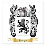 Bergen Square Car Magnet 3