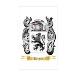 Bergen Sticker (Rectangle)