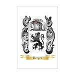 Bergen Mini Poster Print