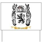 Bergen Yard Sign